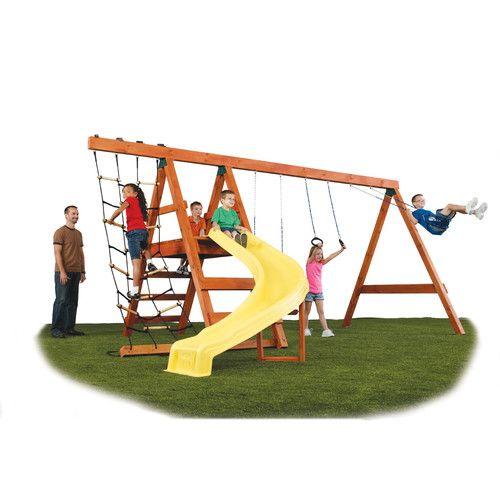 Ready To Build Custom Pioneer Diy Swing Set Hardware Kit Project