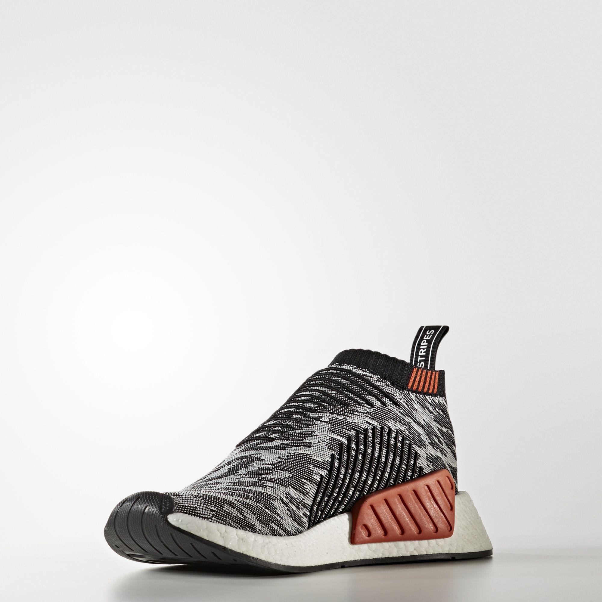 17db238a8 adidas NMD CS2 Primeknit Grey Glitch