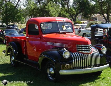 1946 Chevrolet Pickup 1 2 Ton With Images Chevy Pickup Trucks Chevy Pickups Pickup Trucks