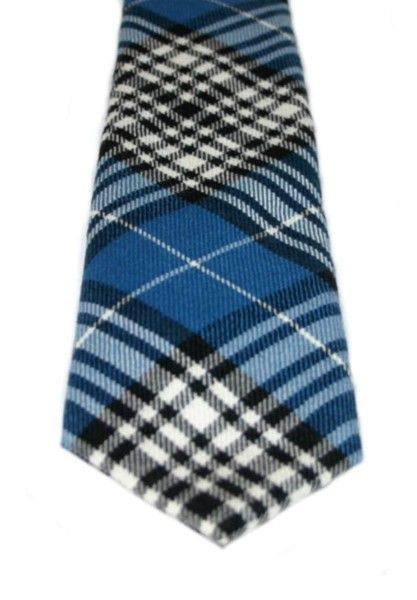 This is the tie of the Scottish clan I'm married in to...