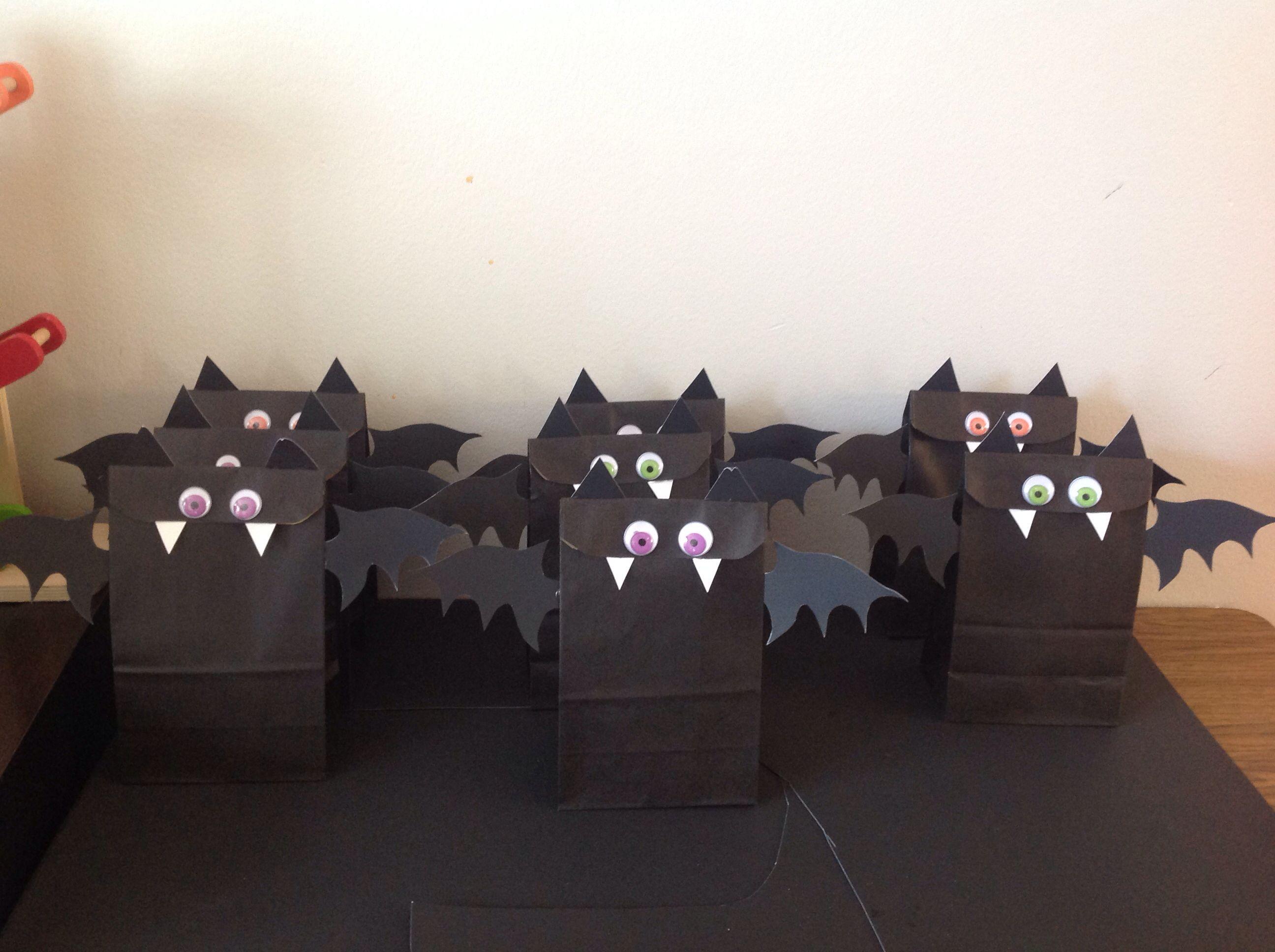 Bat treat bags