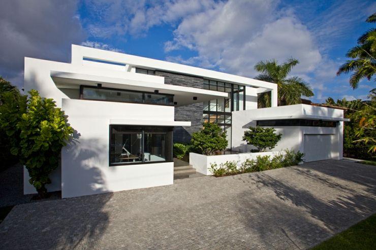 Maison contemporaine de standing située en Floride | Belle maison ...