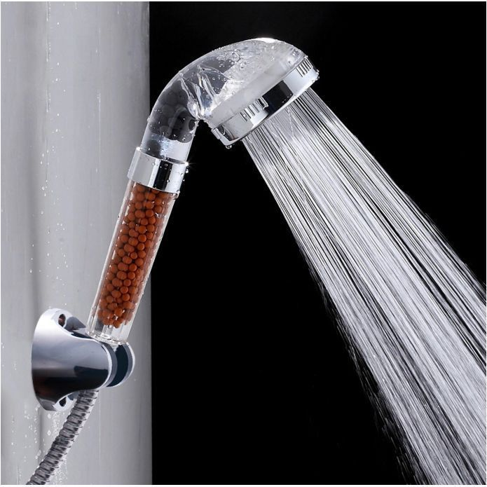Spa Alkaline Water Shower Head Purifier Water Filters Cleaner For