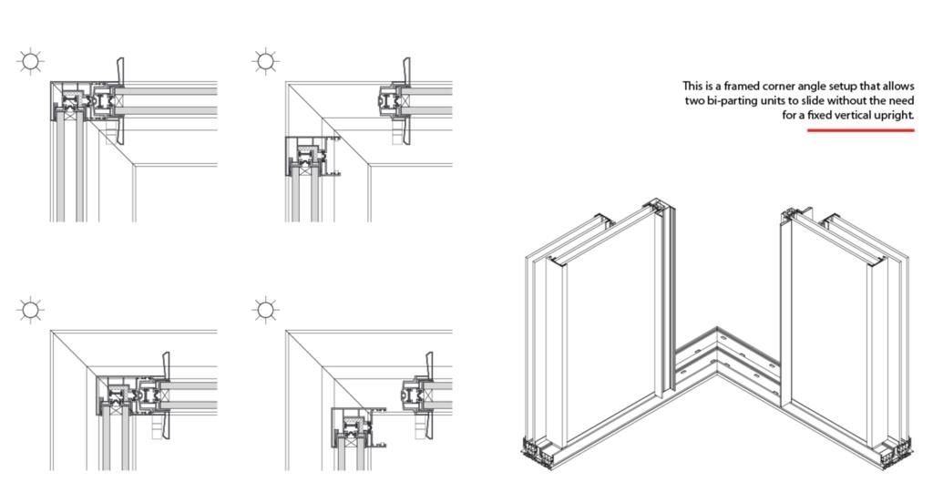 Ah 38 Flexibility From Panoramah Minimalist Window Architecture Details Minimalism