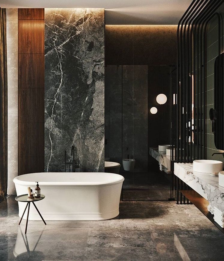 Pin by Kenya on h o m e d e c o r | Bathroom tile designs ...