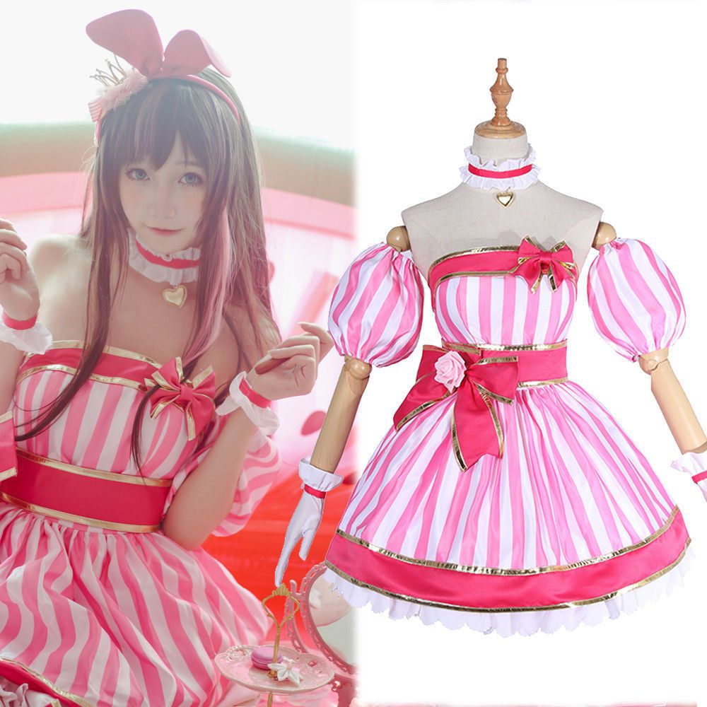 eeff62b147 Virtual Idol Kizuna AI Channel A.I. Cosplay Costume Birthday Party Dress  Suit  fashion  clothing  shoes  accessories  costumesreenactmenttheater   costumes ...