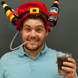 RC Team Holiday Drinks — Red Caffeine marketing + technology - Francois's Rum & Coke