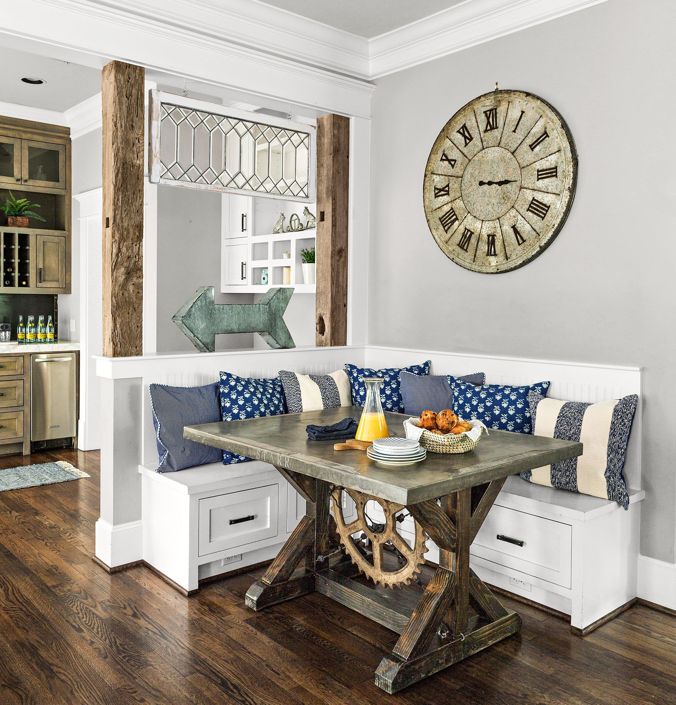 A 1920s Bungalow Remodel Room To Grow Dining Room Spaces
