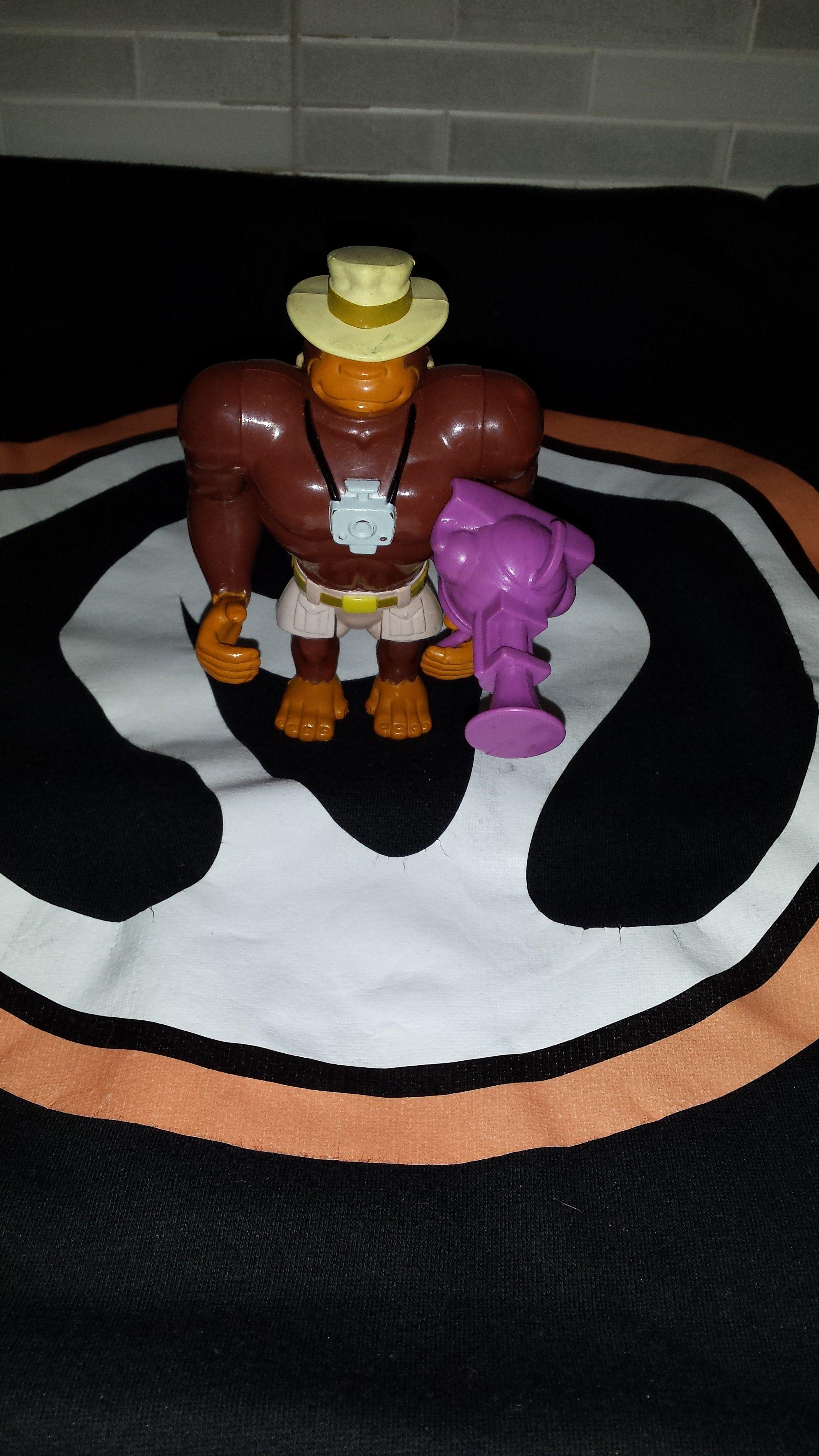 Grunt giocattolo dei Ghostbusters Filmation