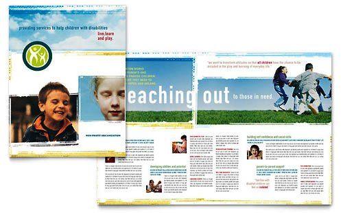 Desain Brosur Pamflet Kesehatan Dan Medis  ContohPamfletBrosur