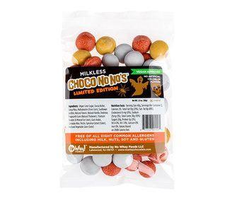 Halloween Choco No No's - Vegan Colored Candy Coated Chocolate