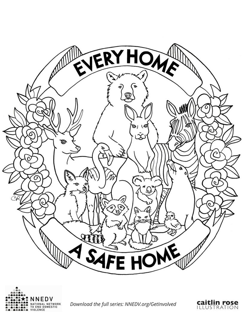 Get Involved Toolkit Coloring Pages Coloring For Kids Coloring