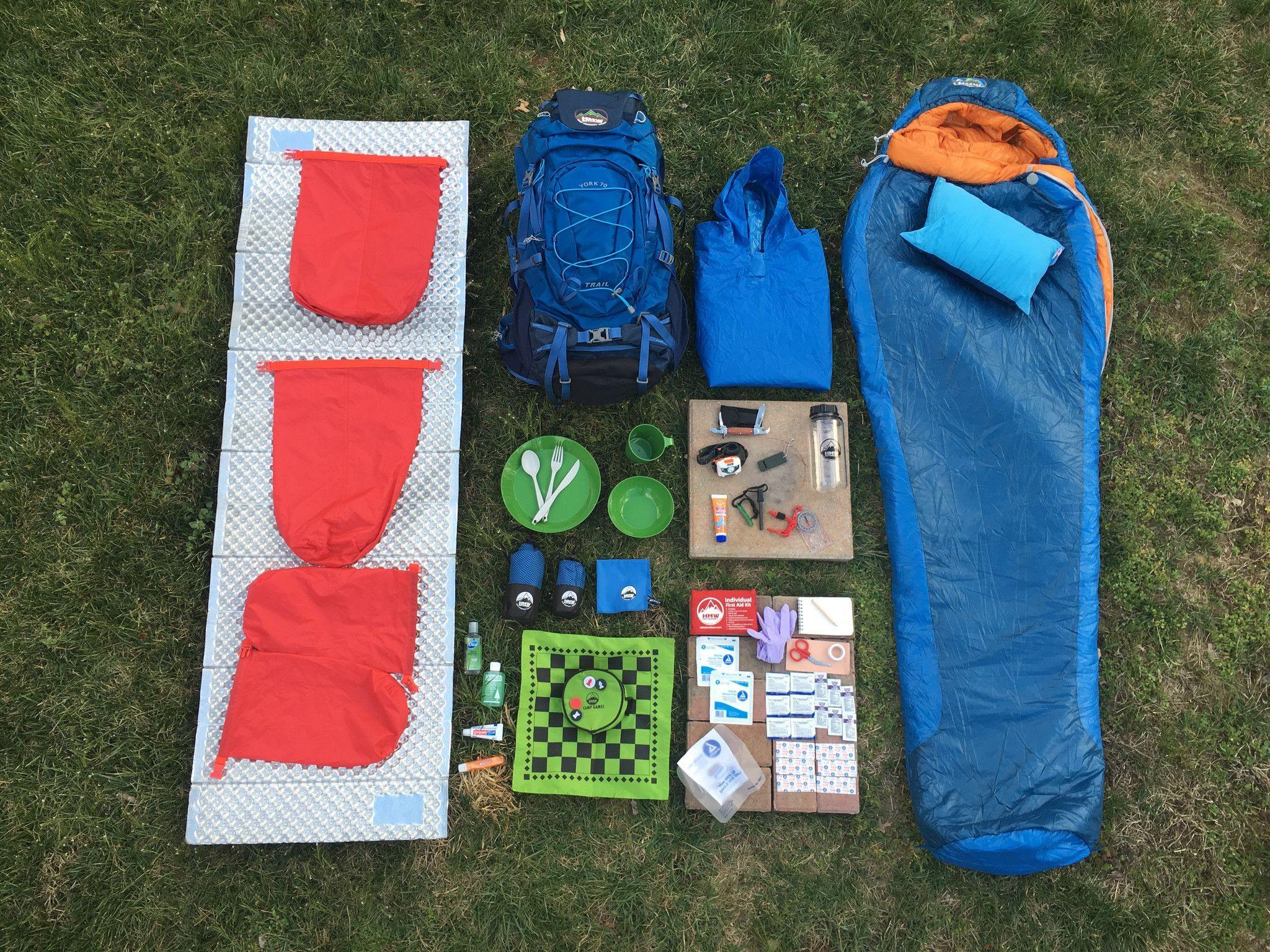 Youth Adventure Kit YAK 1 0 Survival Gear