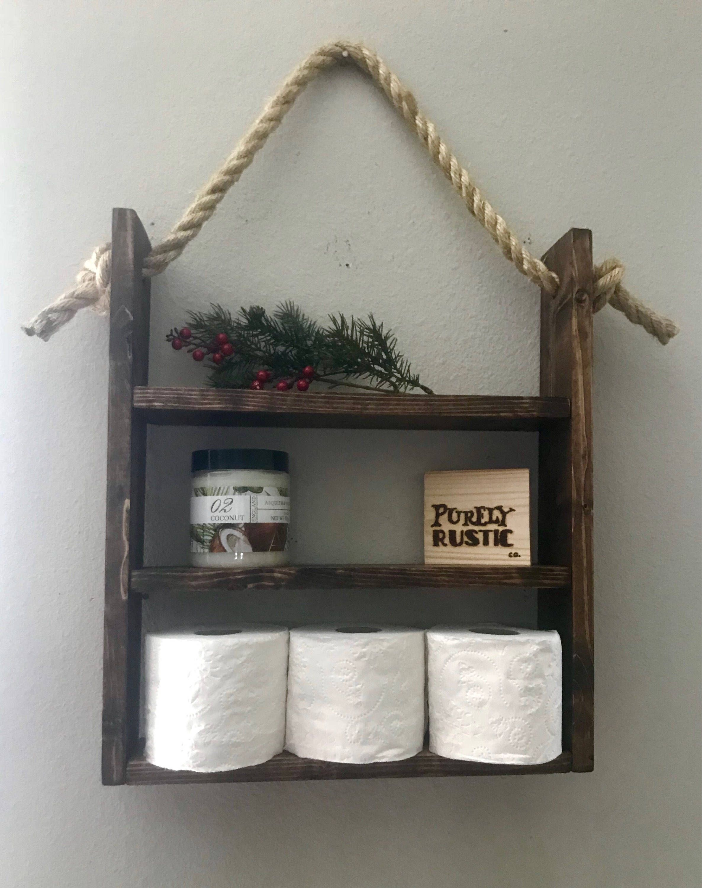 Excited to share the latest addition to my shop: Rustic bathroom