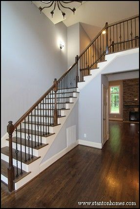 Wall Sconces In A Hallway Or Staircase: You Can Also Use A Sconce To Add