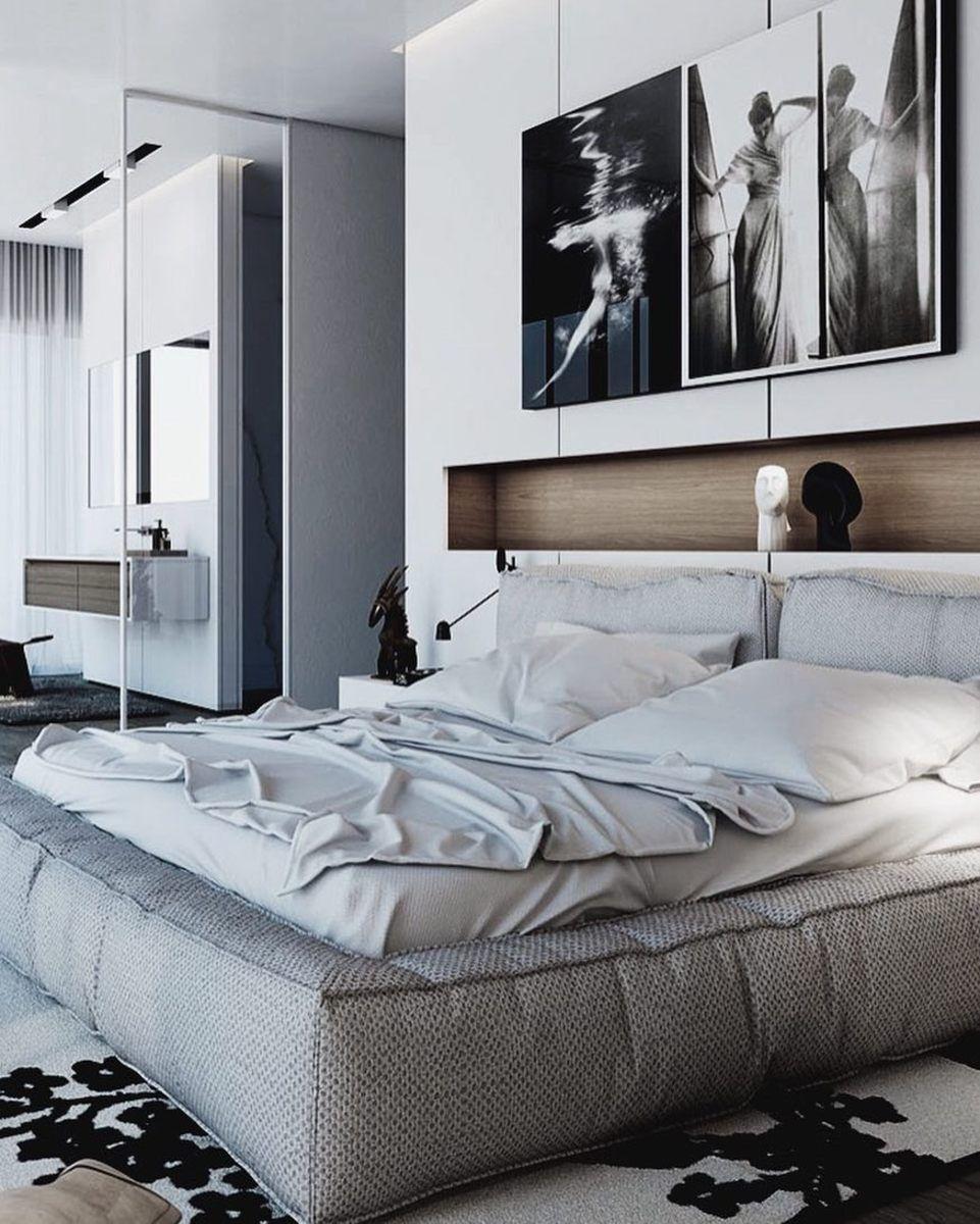 Minimal Interior Design Inspiration 115 Modern Bedroom Furniture Home Decor Bedroom Modern Bedroom Modern bedroom furniture inspiration