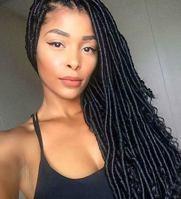 6 Black Hairstyle Ideas You D Love Lab Africa Hair Styles Natural Hair Styles Braided Hairstyles