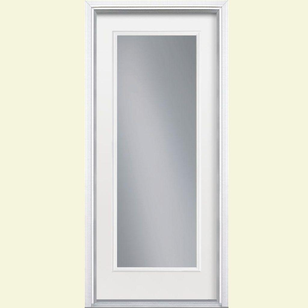 32 X 79 Exterior Glass Door