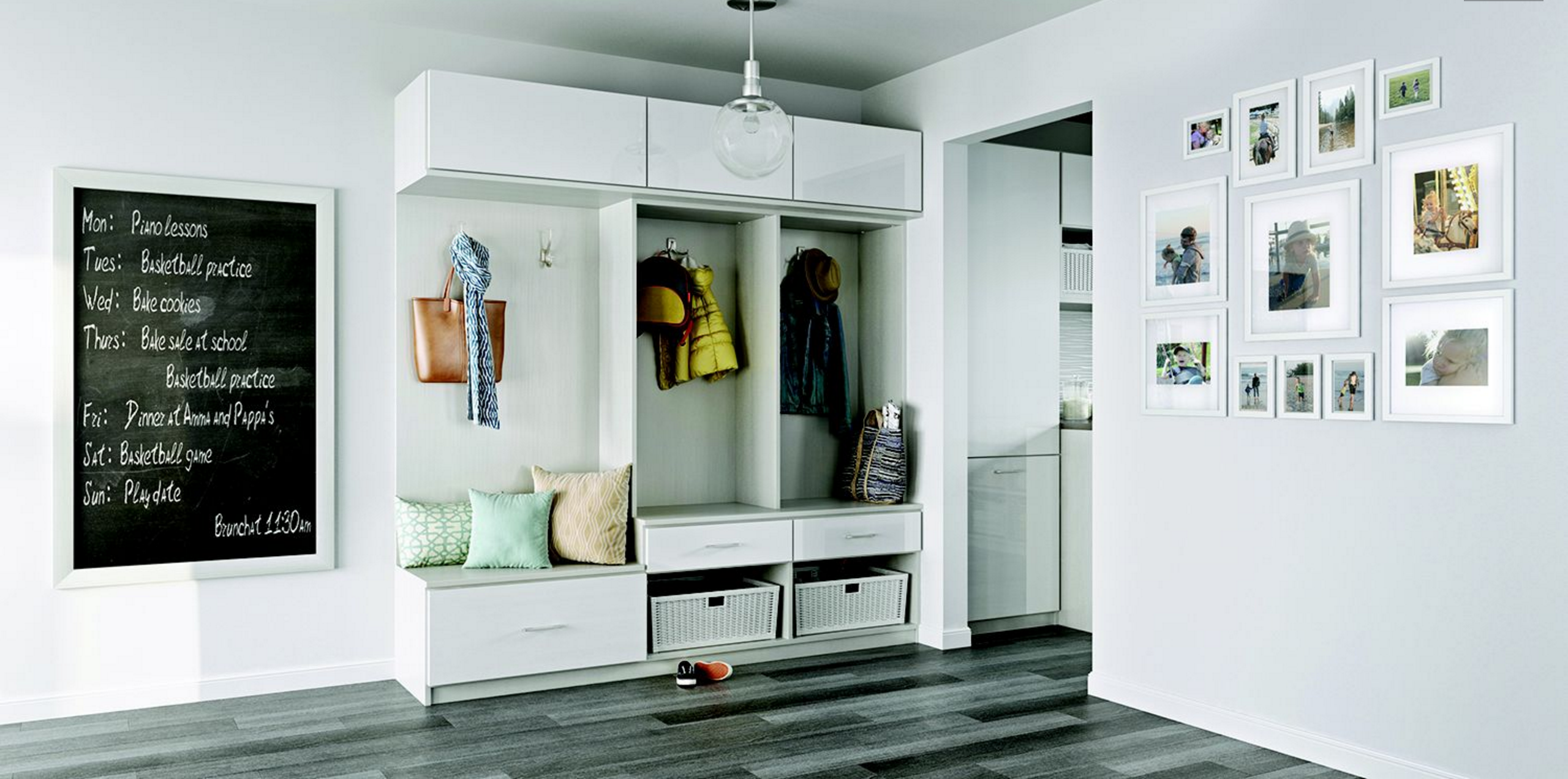 Delightful Closets And Spaces From California Closets San Diego Designed With Your  Busy Lifestyle In Mind.
