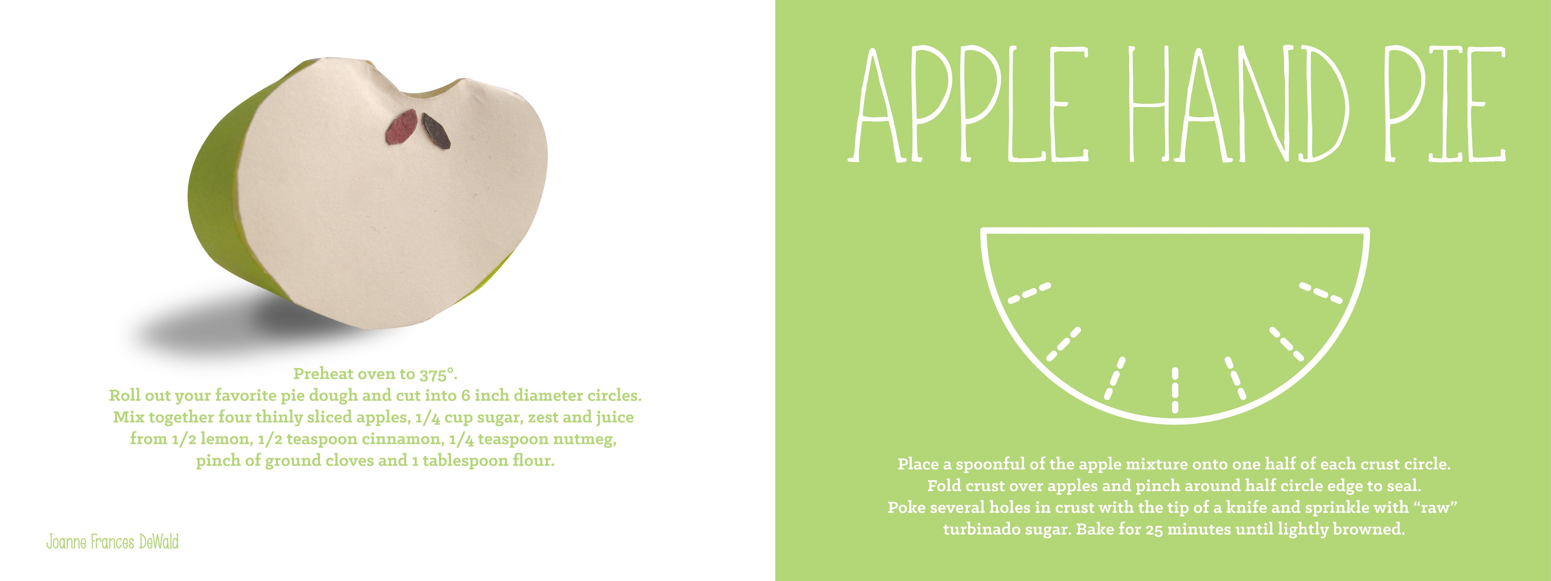 Smallbusinesssaturday Apple Hand Pies Hand Pie Food Banner