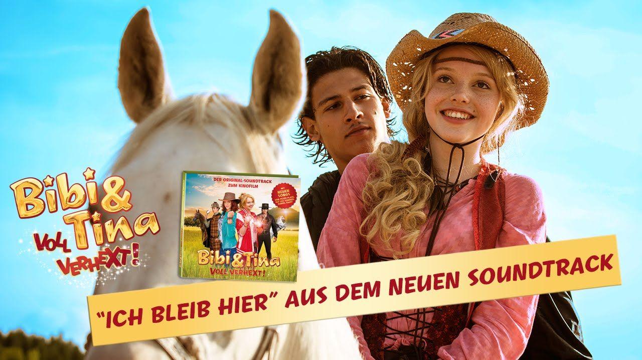 "BIBI & TINA VOLL VERHEXT ""Auf Einer Welle"" Musikvideo Bibi en Tina liedjes Pinterest"