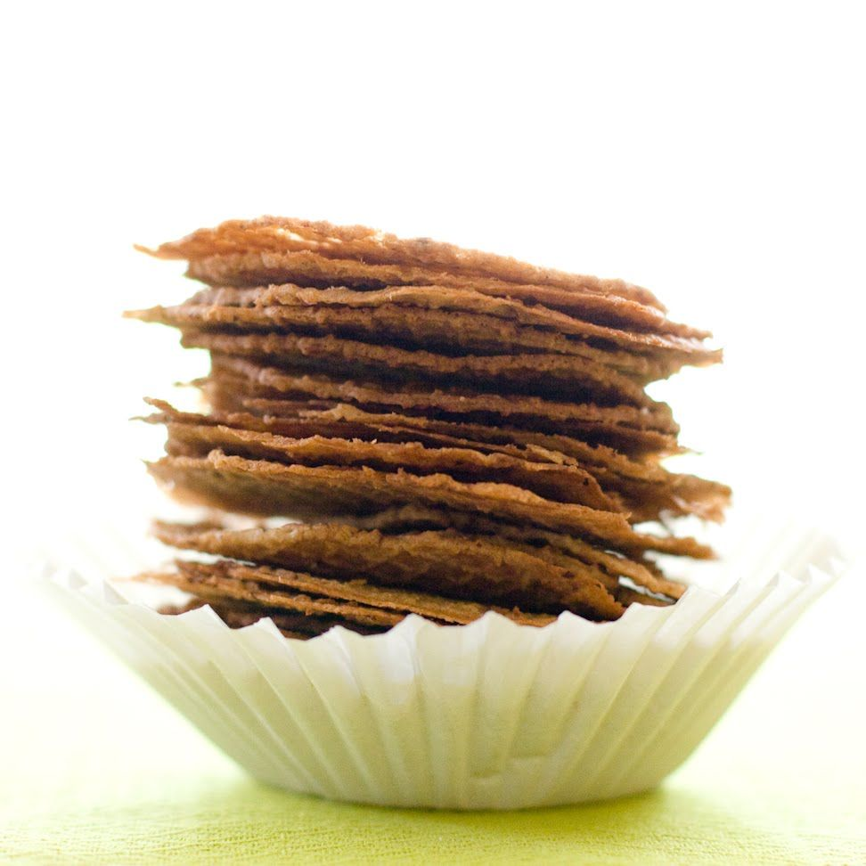 Chocolate Wafers – Paper Thin and Totally Addictive | Recipe ...