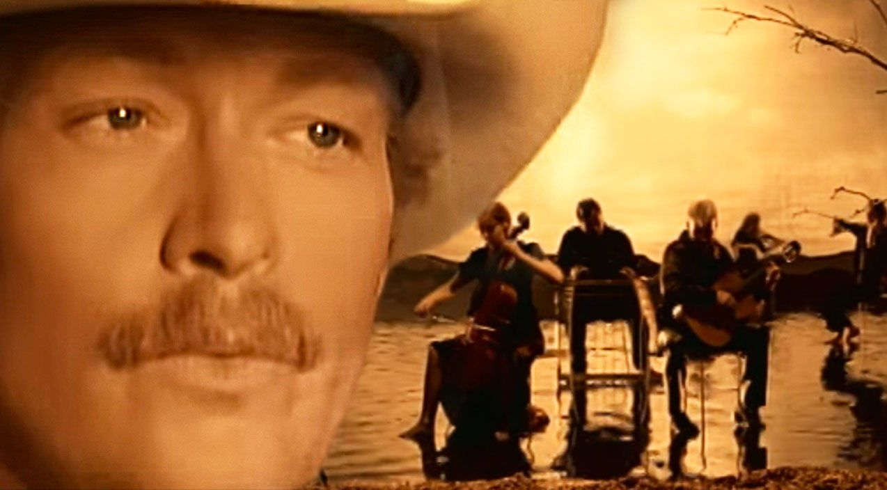 Alan Jackson S I Ll Go On Loving You Is An Emotional Look At