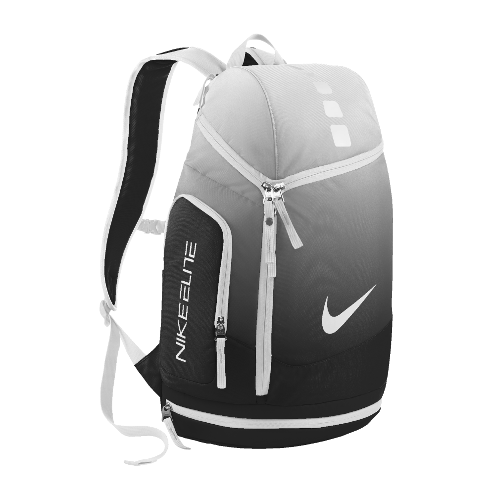 8b6df027407 Nike Hoops Elite Max Air Team iD Backpack (White)