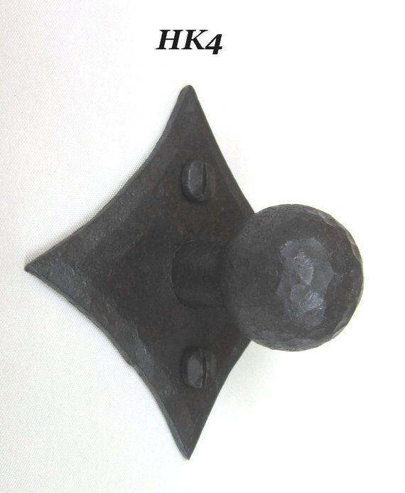 HK4 spanish revival hardware iron cabinet knob pull   Spanish ...