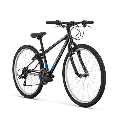 Raleigh Bikes Kids Talus 26 Recreational Mountain Bike 24one Size Black For More Information Visit Image L Raleigh Bikes Mountain Bicycle Accessories Bike