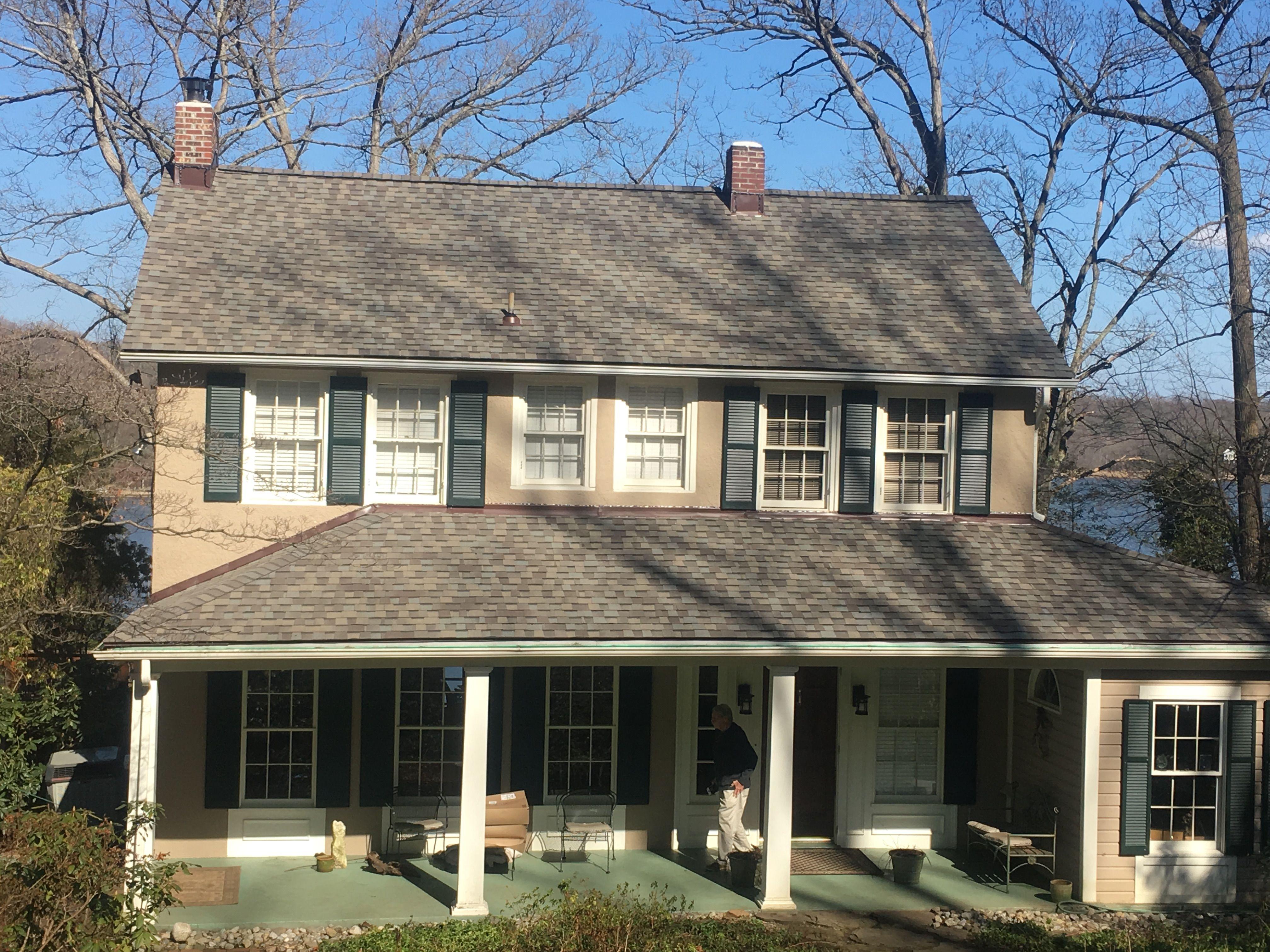 Best Landmark Pro Weathered Wood Shingles Wood Shingles Shingling Roof Repair 400 x 300