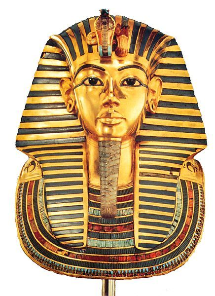 Ancient Egyptian Art | ... King Tut http://www.mystudios.com/art ...