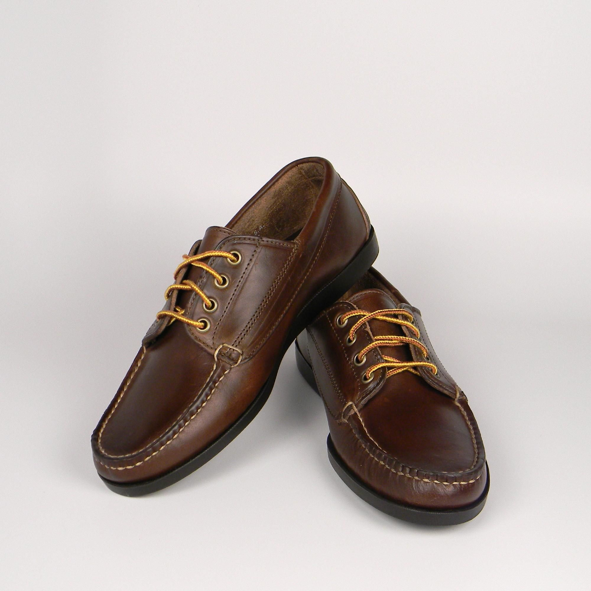 Handmade Leather Shoes | Ranger-moc