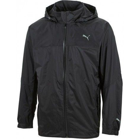 d91948cea4 Puma Waterproof Outdoor City Mens Jacket - Black   Presenter ...