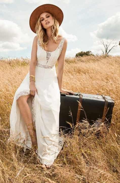 Aktuelle Brautmoden-Kollektion: Rembo Styling bei ...