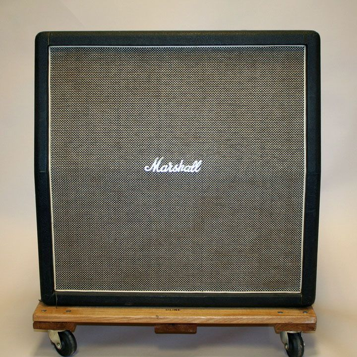 i want 2 of these its a 1969 marshall 4x12 cab with celestion vintage 30 speakers the wood. Black Bedroom Furniture Sets. Home Design Ideas