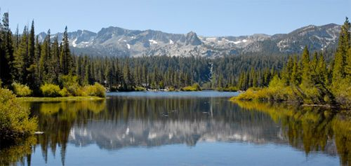 Mammoth Lakes Camping & Things to Do