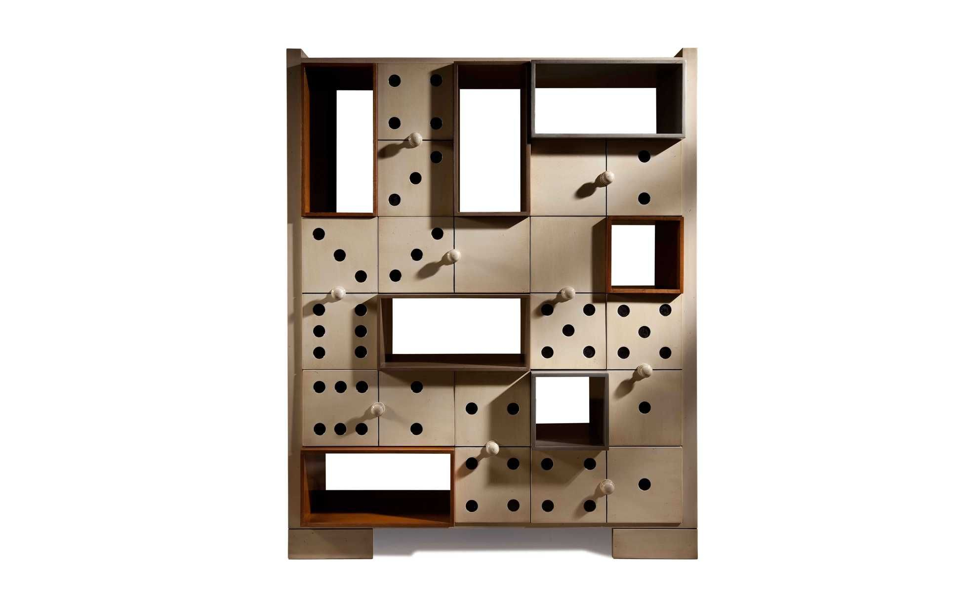 Cabinet Domino Lolaglamour Furniture Design Decoration Home