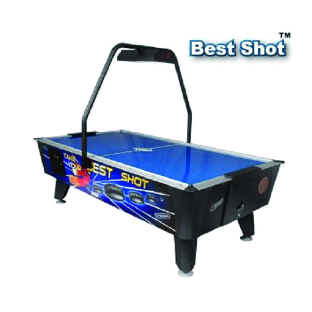 Details about Dynamo Best Shot Air Hockey Game Table With