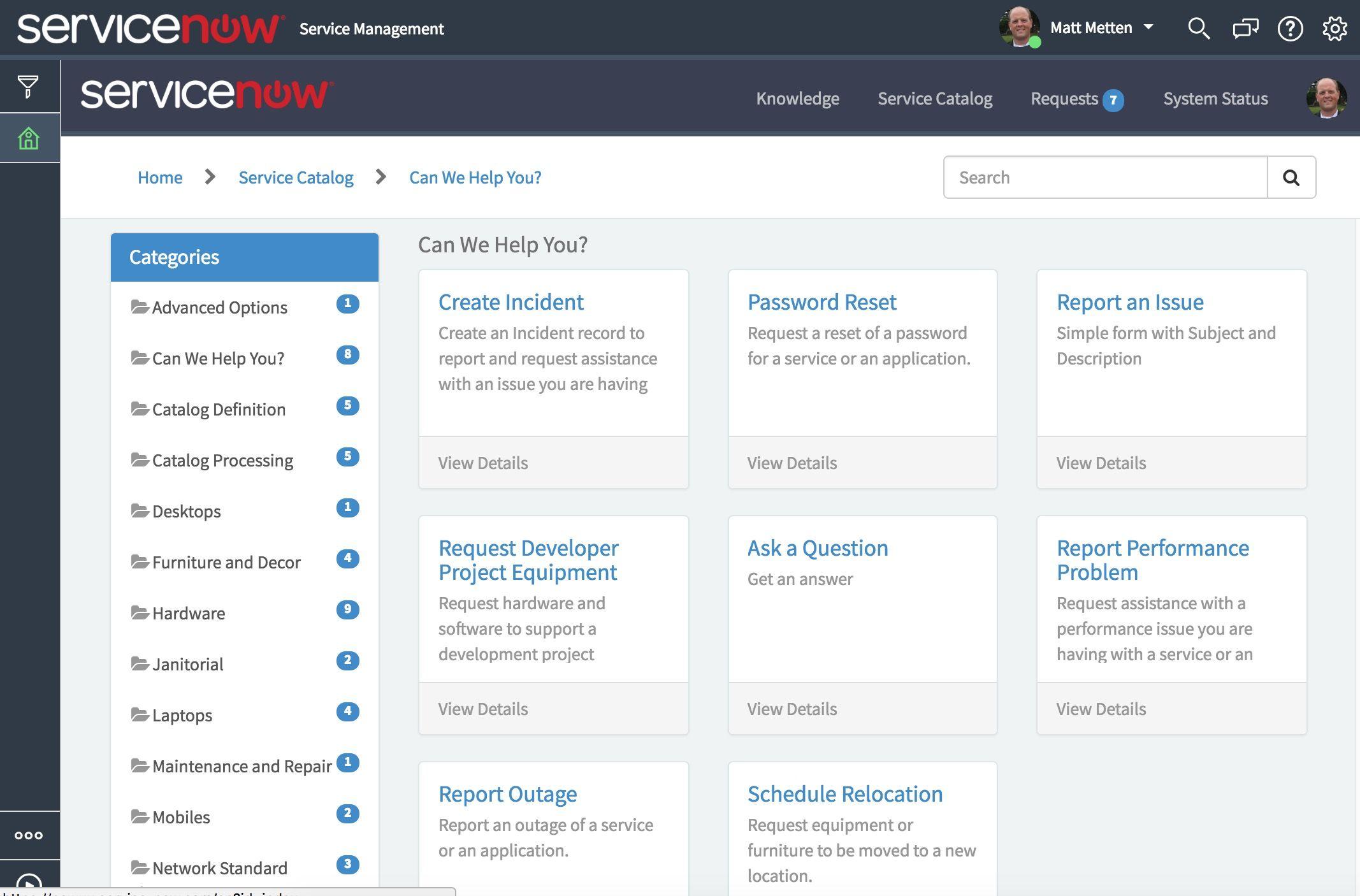 Pin On 01 Servicenow Service Portal