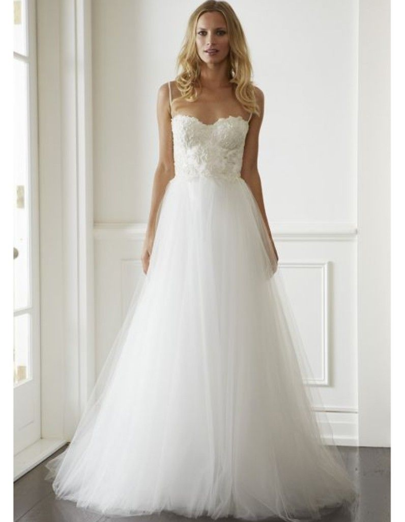 Robe de mariée princesse en tulle future pinterest wedding