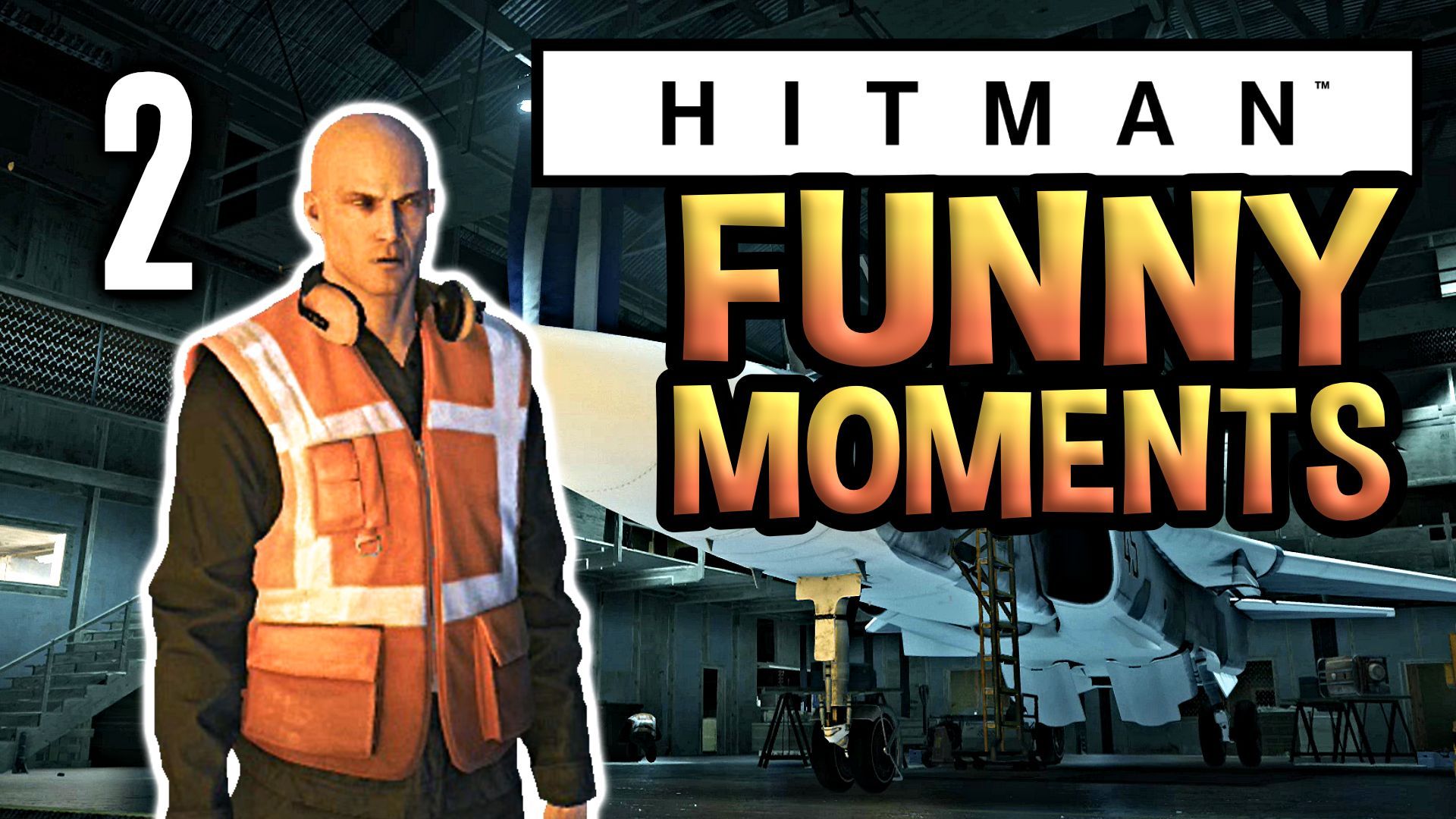 More Hitman Funny Moments All I M Gunna Say Is This There S A Jet And I Did Something Pretty Crazy With It Funny Moments Funny In This Moment