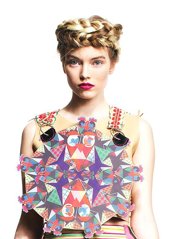 patternprints journal: CONTEMPORARY FOLK STYLE IN VIVACIOUS WORKS BY EMMA LUNGREEN