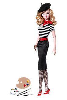 <em>The Artist</em> Barbie® Doll