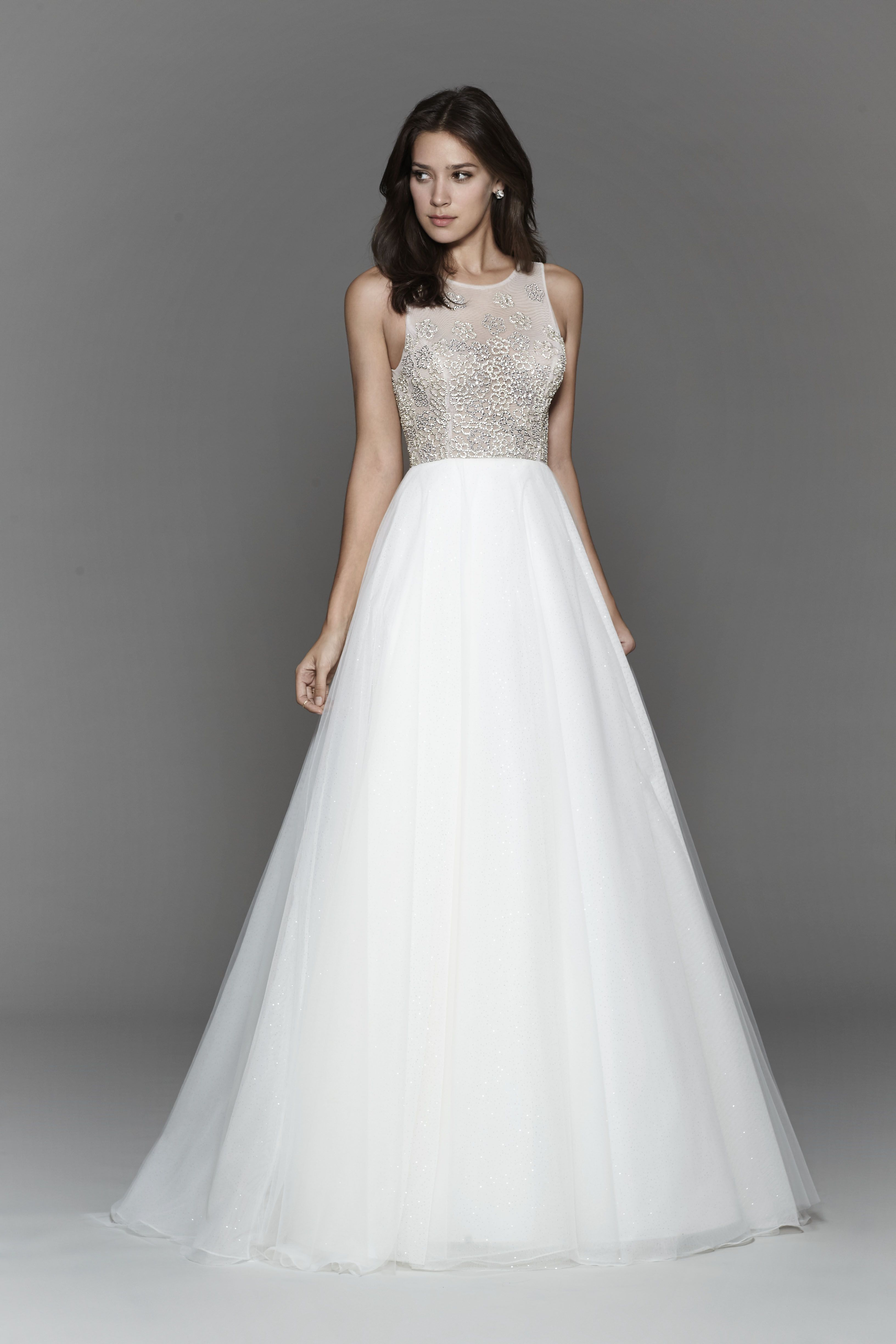 Bridal Gowns, Wedding Dresses by Tara Keely Style 2710 - Ivory ...