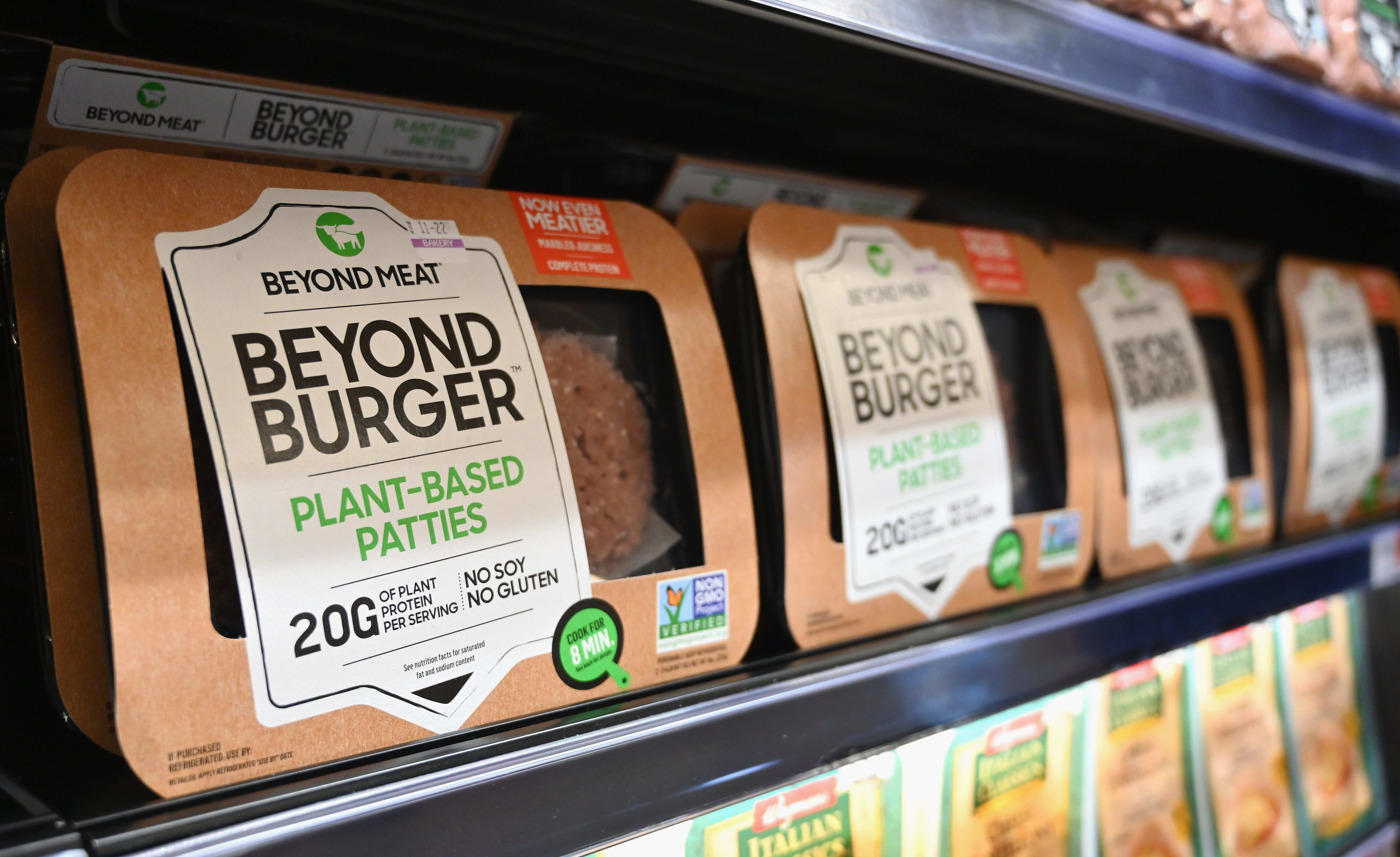 Beyond Meat Burgers To Be Sold At Some Costco Stores Beyond Meat