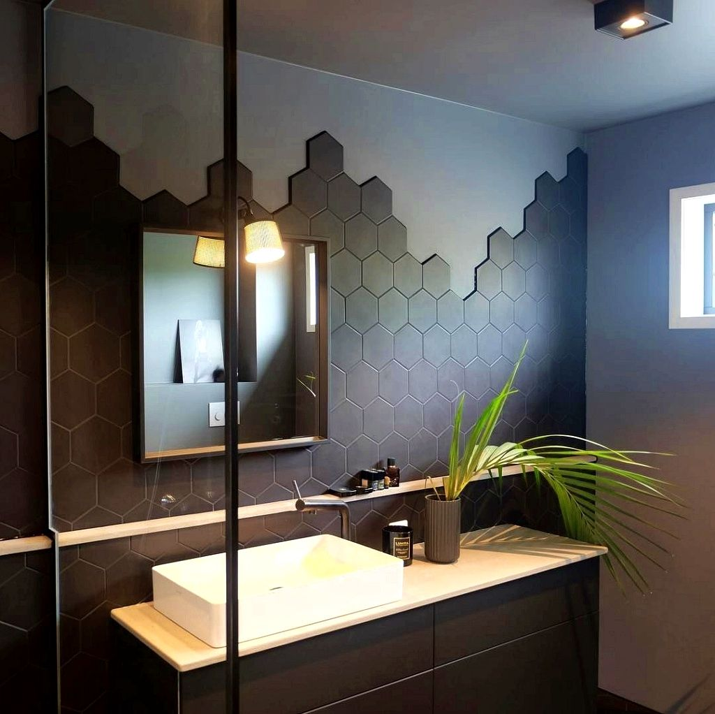 Photo of Bathroom design – An exciting strategy to liven up rooms with limited funds is t…