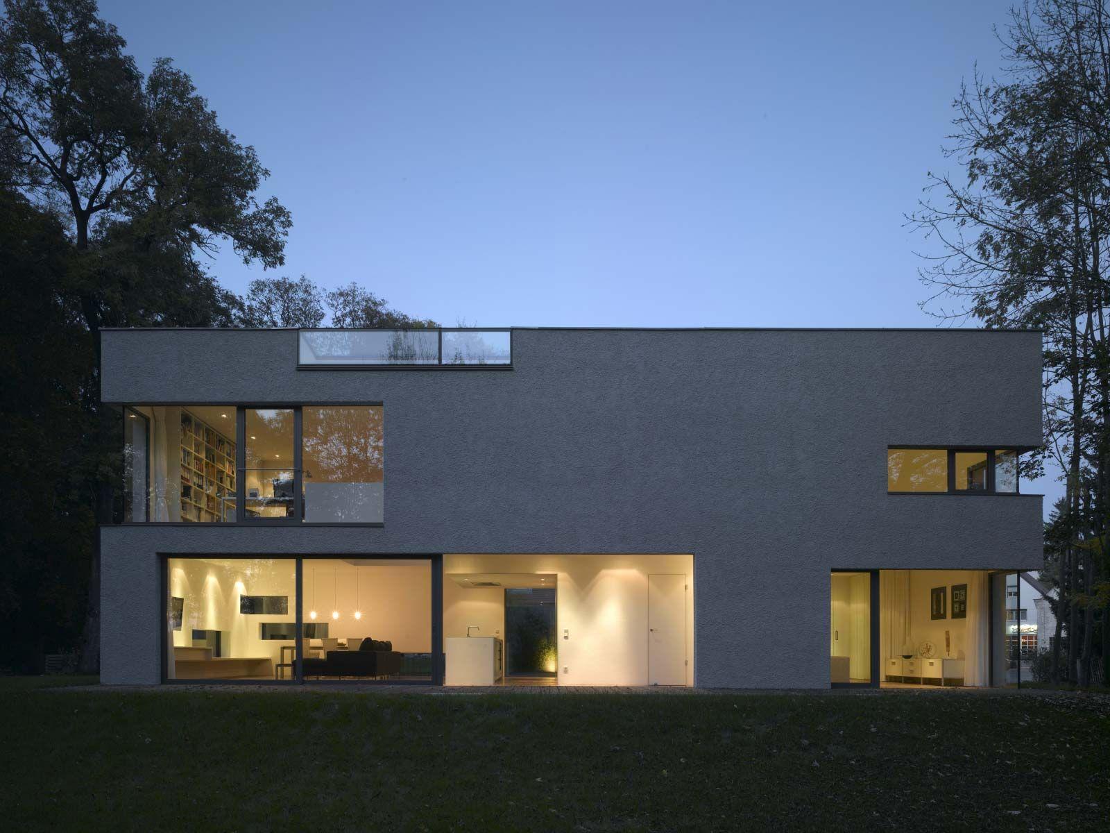 Titus Bernhard Architekten | Haus | Pinterest | Architektur und Häuschen