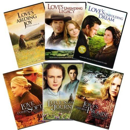 """My sister in law introduced me to this movie series. The first one """"Love Comes Softly"""" will always be my favorite."""