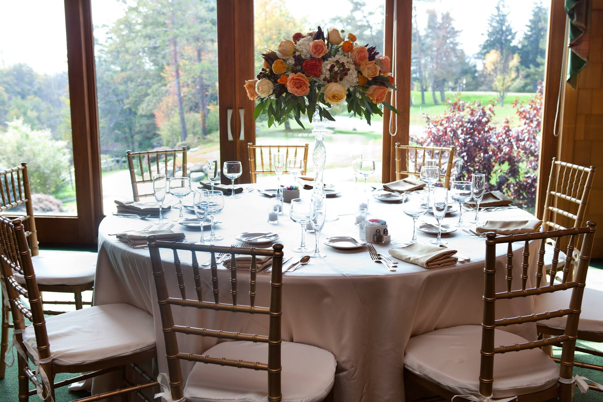 Lakeview Dining Room Stunning Lakeview Dining Room  Lakeview Dining Room  Real Skytop Weddings Review